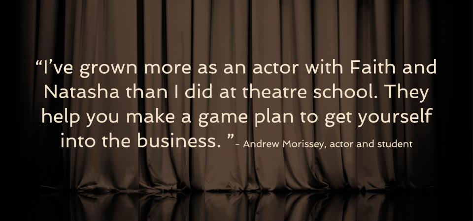 Andrew Morrisey Testimonial Quote