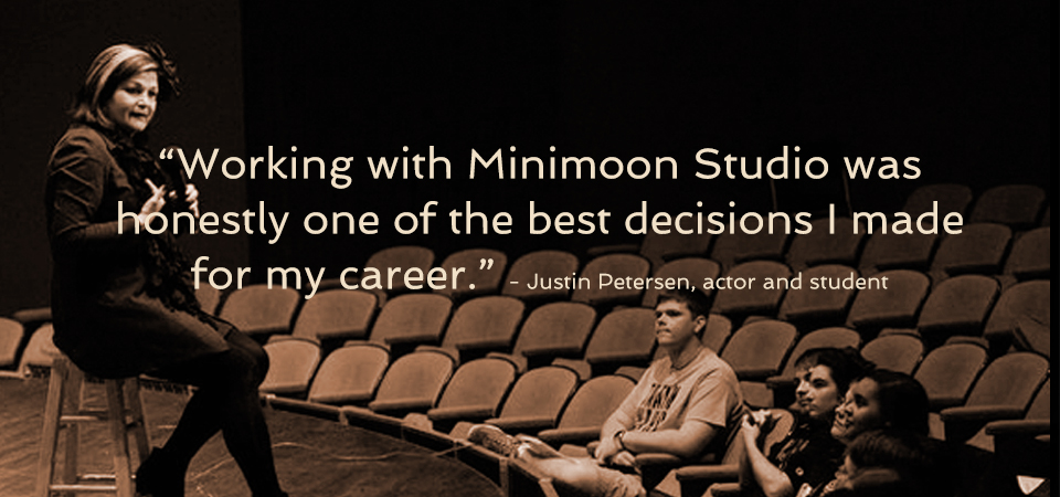 Minimoon Studio Testimonial Quote by Justin Petersen